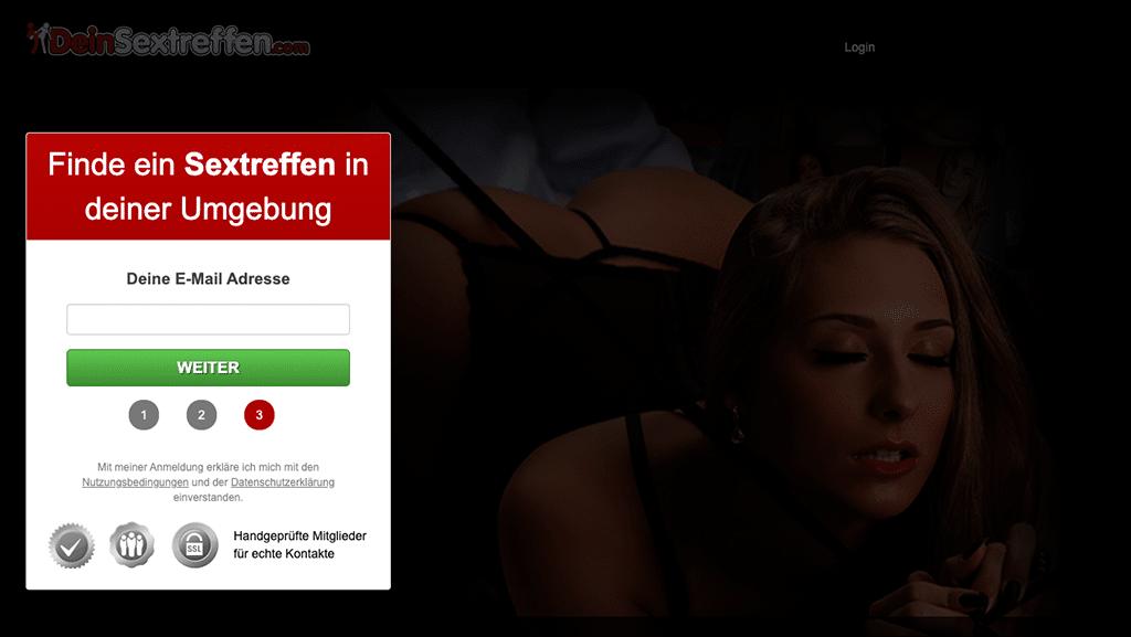 Auf DeinSextreffen.com findest du ganz private Fickdates