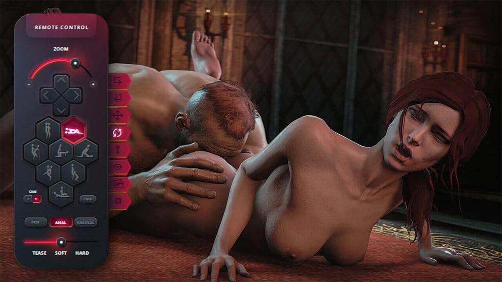 Sex Simulatoren und 3D Porno Games bringen dir heiße Sexszenen auf den Bildschirm