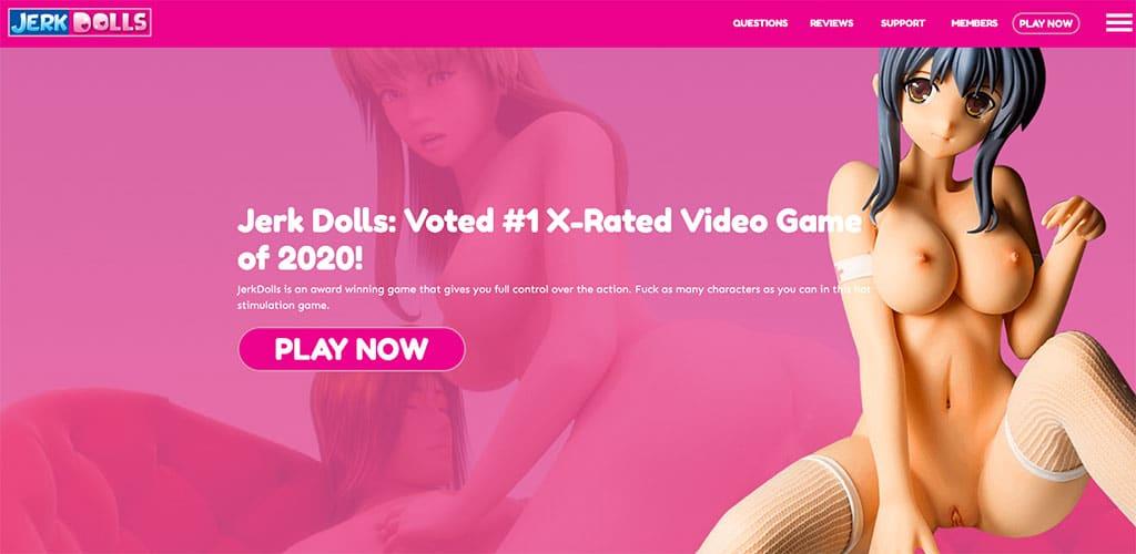 Mit JerkDolls gibt es auch ein kostenloses 3D Sex Game